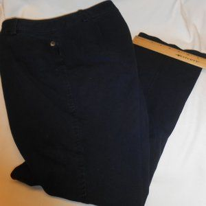 🔥Ralph Lauren sz 10P khaki Navy Blue Pants slacks
